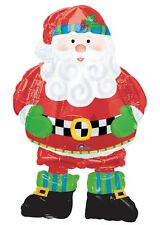 Father Christmas | Santa Claus Xmas Party Giant Airwalker | Balloon | Decoration