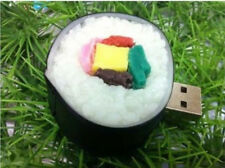 New delicious Sushi Model USB 2.0 Enough Memory Stick Flash pen Drive 8GB