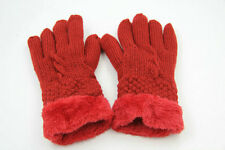 New Fashion Women's Winter Warm Knit Gloves Warmer Mittens Finger Gloves