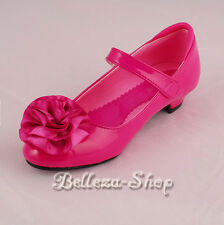 50% OFF SALE Diamante Mary Janes Velcro Shoes Wedding Party US Size 11.5-4 GS003