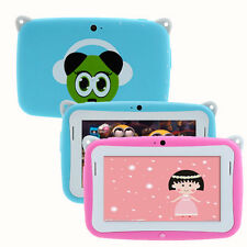 """4.3"""" inch Kids Android 4.2 Tablet PC Wi-Fi Dual Camera Kids Toys Gift New Q1"""