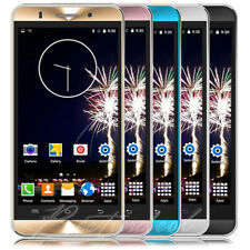 "5"" Android Smartphone Dual SIM Unlocked 3G/GSM GPS Best Mobile Cell Phone AT&T"