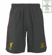 Liverpool Training Shorts - Genuine Warrior Football Shorts - Mens - All Sizes