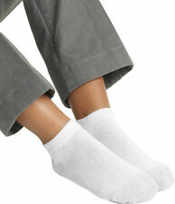 Hanes Women's Cushioned foot bottom Low Cut Cushion Socks, 6 Pack. 680/A6P