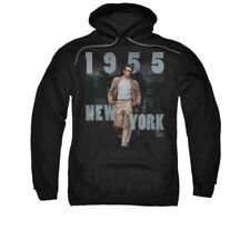 James Dean Icon Movie Actor New York 1955 Adult Pull-Over Hoodie