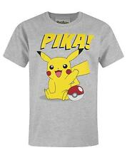 Official Pokemon Pika Boy's T-Shirt