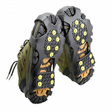 Hotly Cleats Anti-Slip Overshoes Snow Ice Grips Spikes Grippers Crampons Studs