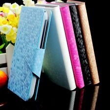 For Sony Xperia T LT30 LT30P Diamond Vein PU Leather Flip Wallet Case Cover