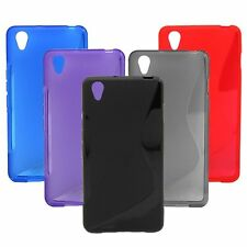 New S-Line Silicon Soft TPU Phone Skin Back Cover Case For OnePlus X E1001 1+X