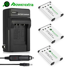 NP-45 NP-45A Battery + Charger For Fujifilm FinePix XP70 XP60 XP10 T550 T500 J40