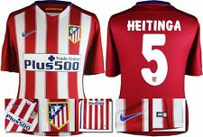 *15 / 16 - NIKE ; ATLETICO MADRID HOME SHIRT SS / HEITINGA 5 = SIZE*