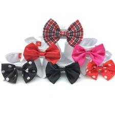 Stylish Cute Dog Cat Pet Puppy Kitten Toy Bow Tie Necktie Collar Clothes SML