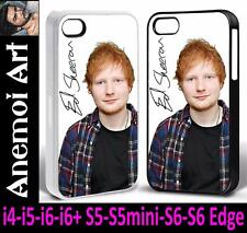 k60 Ed Sheeran Signed Autograph Picture Mobile Phone Case i4 i5 i6 + S5 S6 Edge