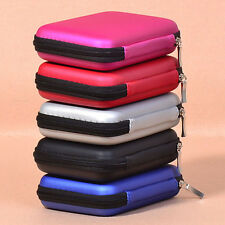 """Portable 2.5"""" External HDD Hard Disk Drive Protect Holder Carry Case Cover Pouch"""