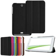 Slim Leather Folding Stand Case Cover For Acer Iconia One B1-770 Free shipping