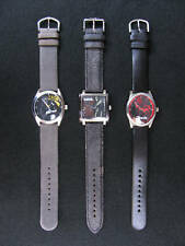 FOSSIL Limited Edition UNIVERSAL MONSTERS Collectible Watch Set of 3, Rare HTF