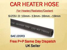 EPDM SAEJ20R3 Flexible Rubber Car Heater Radiator Coolant Hose Engine Water Pipe