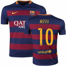 NIKE LIONEL MESSI FC BARCELONA HOME YOUTH JERSEY 2015/16