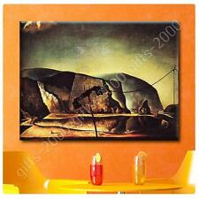 Synthetic CANVAS  Salvador Dali Lobster Telephone poster decor gallery photos
