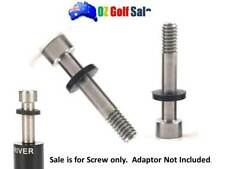 1x SCREW / BOLT FOR COBRA DRIVER FAIRWAY HB WITH ADJUSTABLE ADAPTOR SLEEVE TIP