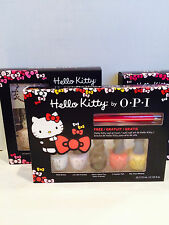 OPI HELLO KITTY COLLECTION - YOU CHOOSE SET