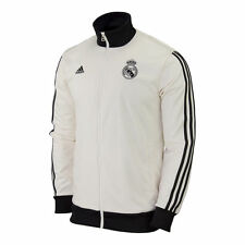 ADIDAS REAL MADRID TRACK TOP White/Black.