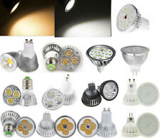 Dimmable GU10 MR16 E27 15W 12W 9W 7W 5W 3W LED Bulb SMD COB Lamp Spot Light