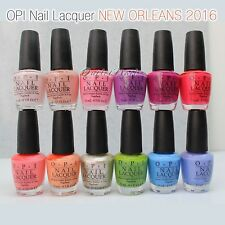 OPI Nail Lacquer NEW ORLEANS 2016 Spring Summer Collection @PICK Any Shade 0.5oz