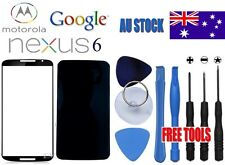 Outer Front Glass Screen Replacement Frame For Motorola Google Nexus 6