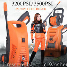PRO NEW High Pressure Cleaner Electric Water Washer Gurney Pump Hose Cleaning AU