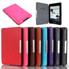 """Ultra Slim Magnetic Leather Smart Case Cover for Amazon Kindle Paperwhite 6"""""""