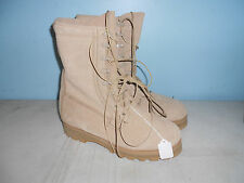 EUC GI Genuine Issue Army Military Tan Winter Cold Weather Boots, 6 1/2 Wide