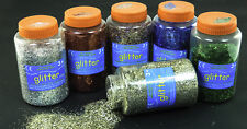 High Quality Glitter  Shaker Choose Colour 100g 250g 400g Arts and Crafts Nail A