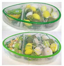 Easter Craft Pack Mixed Easter Decorations Bunny Eggs Chicks, Bonnet Decorations