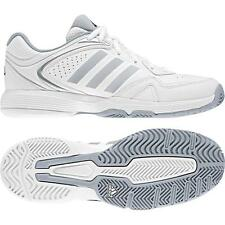 Adidas Ambition V111 STR white grey womens tennis sports shoes trainers size 4