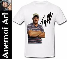 T1 TROY LANDRY autographed signed signature t shirt tee t-shirt SWAMP PEOPLE
