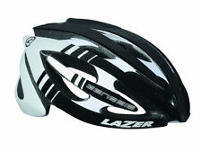 Lazer Genesis Road Helmet - Black White