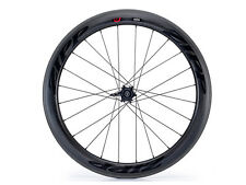 Zipp Firecrest 404 V3 Carbon Clincher - Black Rear