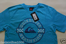 Brand New With Tags BNWT Quiksilver Mens Cool Funky T Shirt Size Medium