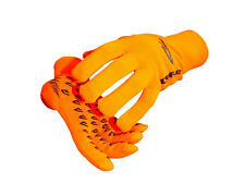Defeet DuraGlove Electronic Touch Glove - Hi Vis Orange