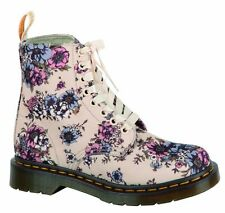 Original Classic Dr Martens 8-hole 1460 Page Beckett Wild Rose Beige 15732250