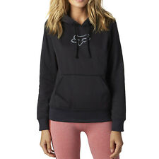 Fox Racing Fox Girl Surpass Pullover Hoody Black