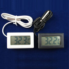 Hot Thermometer Mini Digital LCD Thermometer Temperature Sensor Fridge Freezer