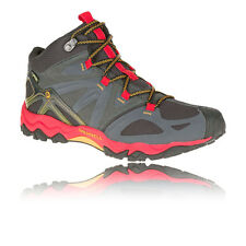 Merrell Grassbow Mid Mens Sneakers Waterproof Gore Tex Walking Sports Shoes