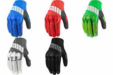 Icon Men's Overlord Mesh Gloves for Motorcycle Gloves