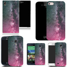 case cover fits various motorola mobile phones - pink dust speckle