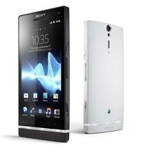 """Sony Xperia S LT26i 32GB Dual-core 3G GSM WIFI GPS 12MP 4.3"""" AT&T Smartphone"""