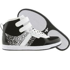 $120 Creative Recreation Womens Dicoco (black / white / cheetah) SZ 7 8