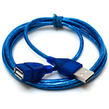 USB 2.0 Extension Cable A Male to A Female Lead Extender 3ft 4.5ft 6ft 9.5ft