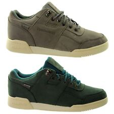 Reebok Workout Plus Goretex~Mens Trainers~RRP £110~SIZES UK 5.5 to 14~SALE PRICE